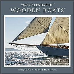 Msu Calendar 2020 MSU Wooden Boats 2020 Calendar: Juliette Lalbaltry, Delphine