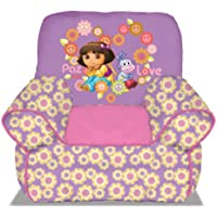 Nickelodeon Dora the Explorer Bean Bag Sofa Chair