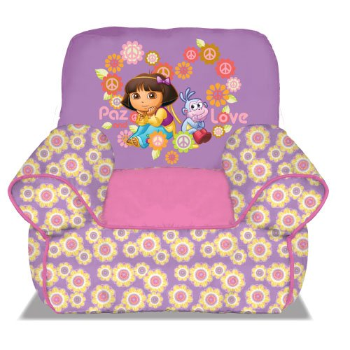 Dora Explorer Bean Sofa Chair