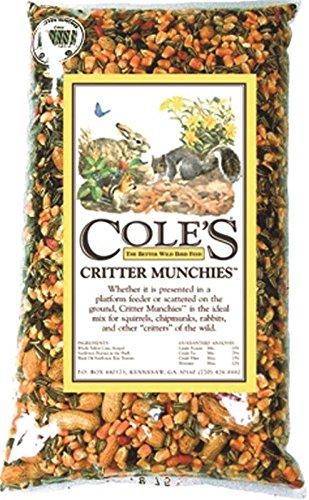 2 PACK Critter Munchies 20 lbs. + Frt