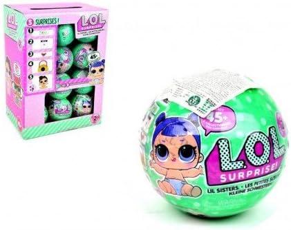 LIL Sisters LOL Surprise Serie 2 Bola Sorpresa con muñeca: Amazon.es: Juguetes y juegos