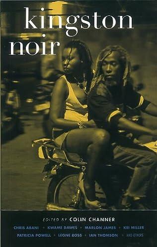 book cover of Kingston Noir