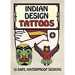 Indian Design Tattoos (Dover Tattoos)