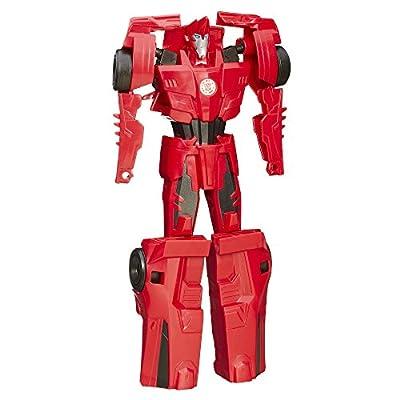 Transformers Robots in Disguise Titan Changers Sideswipe Figure