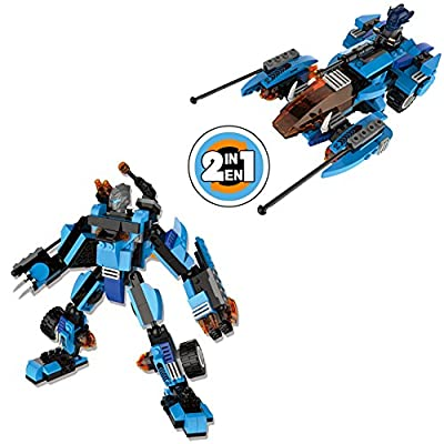 Compatible Military Army Toy Soldiers Action Figures Building Blocks for Kids Aged 6+ Christmas and Birthday Gift