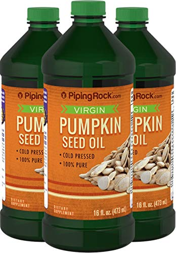 Amazon.com: Piping Rock - Aceite de semillas de calabaza ...