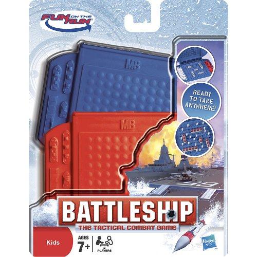 (Hasbro Travel Battleship Fun On The Run)