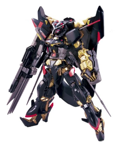 (Bandai Hobby #59 HG Gundam Gold Frame Astray Amatu Mina Model Kit, 1/144 Scale)