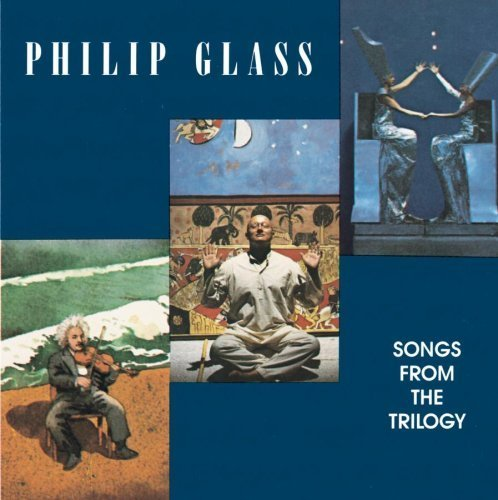 Glass: Songs from the Trilogy by Sony - 2004 Glasses