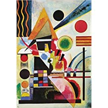 Posters: Wassily Kandinsky Poster Art Print - Balancement (39 x 28 inches)