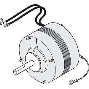 Trane 1 5 2 0 ton 10 seer oem condenser fan motor for Trane fan motor replacement cost