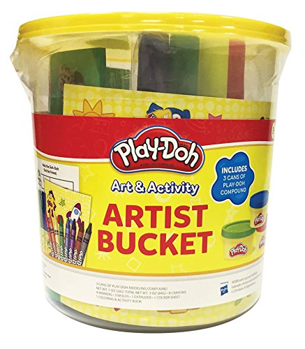 Play-Doh Large Activity Bucket (Play Doh Bucket)