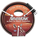 Teknor Apex NeverKink 8642-50, Extra Heavy Duty Garden Hose, 5/8-Inch by 50 -Feet