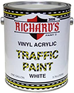 product image for Richard's Vinyl Acrylic Latex Traffic Paint - White