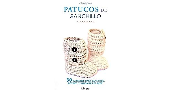 Patucos de ganchillo (Spanish) Paperback – 2013