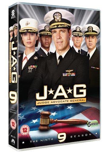 JAG - Season 9 [DVD] [2003] by David James Elliott B01I06TPTM