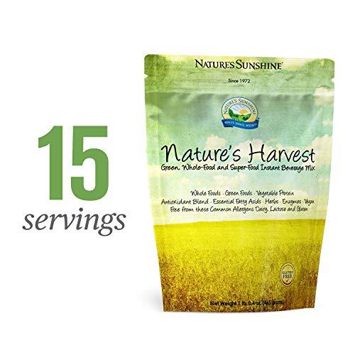 Nature's Sunshine Nature's Harvest, 465 g, 15 servings