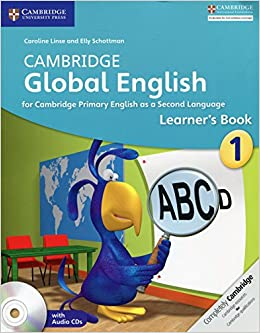 Cambridge Global English Stage 1 Learner's Book with Audio