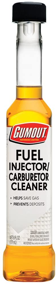 Gumout Fuel Injector & Carburetor Cleaner