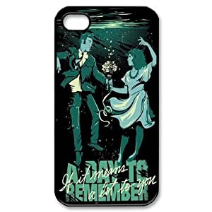 Customize Famous Rock Band A Day To Remember Back Case for iphone4 4S JN4S-1740