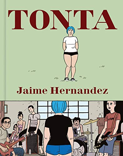 Pdf Graphic Novels Tonta (Love and Rockets)