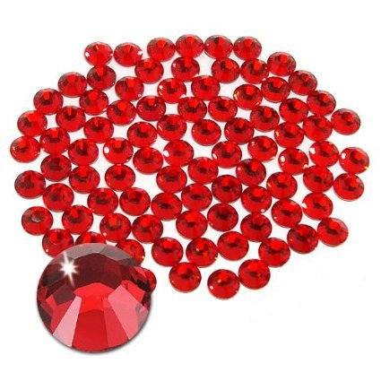 jollin-glue-fix-flatback-rhinestones-glass-diamantes-gems-for-nail-art-ss20-576pcs-siam
