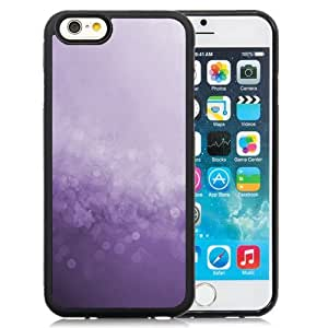 Custom Designed Cover Case For iPhone 6 4.7 Inch TPU With Purple Back Phone Case Diy ka ka case