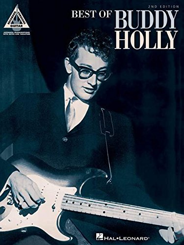 Best of Buddy Holly (Guitar Recorded Versions) from Hal Leonard