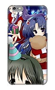 Awesome Case Cover/iphone 6 Plus Defender Case Cover(Anime Clannad) Gift For Christmas