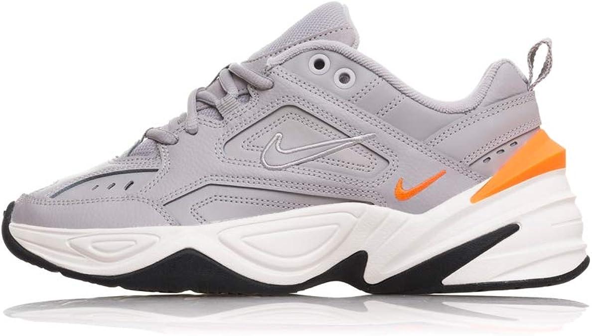 W NIKE M2K TEKNO Atmosphere Grey AO3108-004 - Número - 38.5: Amazon.es: Zapatos y complementos