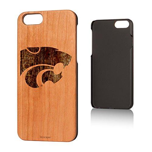 University Cherry Wood (Kansas State University Cherry Wood iPhone 6 / iPhone 6s Case NCAA)