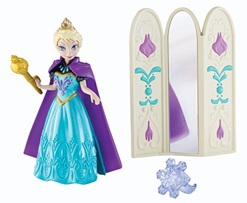 Disney Frozen Magiclip Small Doll Elsa Giftset ()