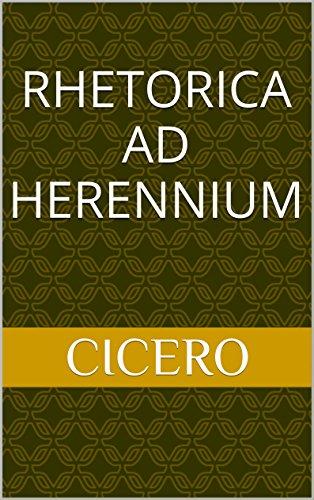 RHETORICAL AD HERENNIUM ENGLISH PDF DOWNLOAD