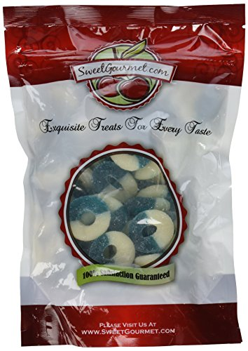 SweetGourmet Albanese Gummi Rings, 1.5 LB