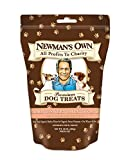 Newman's Own Premium Dog Treats, Salmon & Sweet Potato, Breakable Medium, 10-Ounce Bags (Pack of 6)