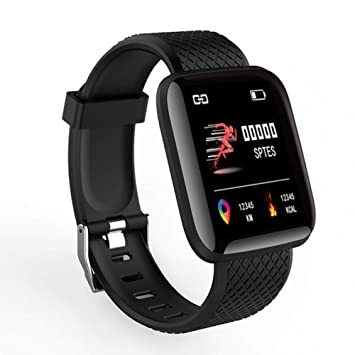 FRWPE Fashion Sport Smart Watch Hombres Mujeres Smartwatch ...