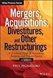 img - for Mergers, Acquisitions, Divestitures, and Other Restructurings, + Website (Wiley Finance) by Paul Pignataro (2015-01-27) book / textbook / text book