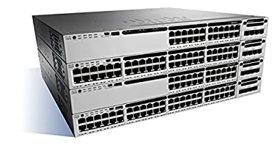 Cisco Catalyst WS-C3850-12XS Ethernet Switch WS-C3850-12XS-S