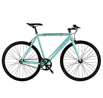 6KU Urban Track Fixed Gear Bike