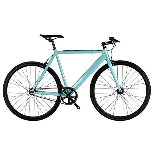 6KU Aluminum Single Speed Fixie Urban Track Bike.