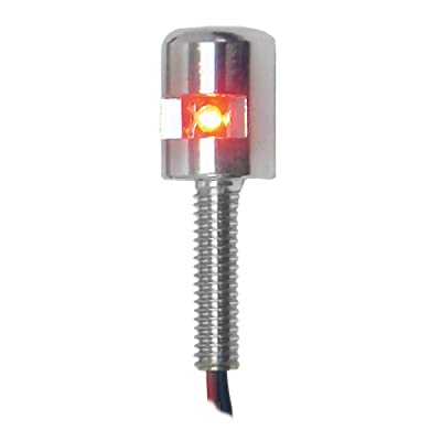 Grand General 77204 Light (Side Type Red LED Screw-In), 1 Pack: Automotive