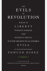 The Evils of Revolution (Penguin Great Ideas) Mass Market Paperback
