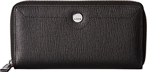 Lodis Business Chic RFID Ada Zip Wallet (Black) by Lodis
