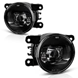 AUTOSAVER88 LED Fog Lights For Ford Focus 2008-2012 Explorer 2011-2012 Mustang 2005-2009 / 2015 Ranger 2005-2007 Taurus 2008-2009 Transit Connect 2011-2012 Lincoln LS 2005-2006