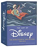 The Art of Disney: The Renaissance and Beyond (1989 - 2014) 100 Collectible Postcards