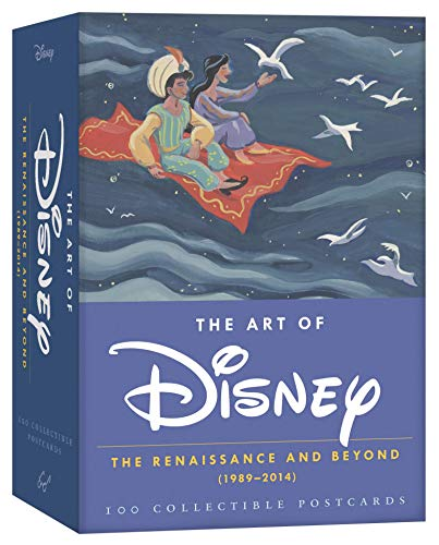 The Art of Disney: The Renaissance and Beyond (1989 - 2014) (Beyond Disney)