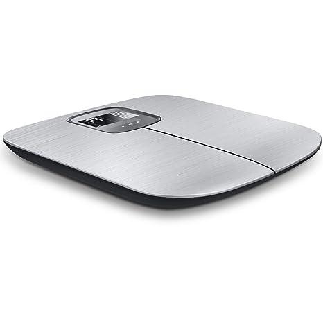 Báscula de Peso electrónica Escala de pérdida de Peso para Adultos precisa Báscula de baño Hogar