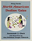 img - for North American Indian Tales Story Cards book / textbook / text book