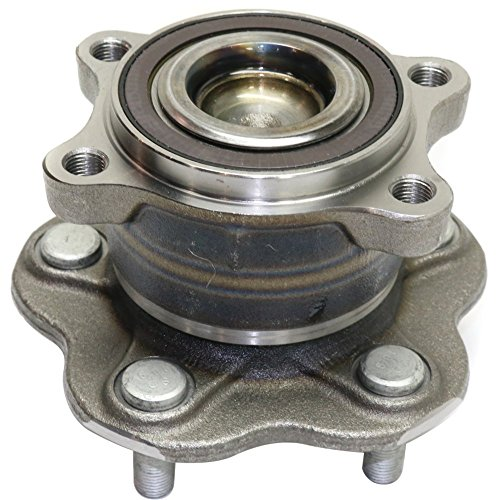 Wheel Hub and Bearing compatible with 2007-2017 Nissan Altima 2013-2017 Pathfinder Rear Left or Right FWD