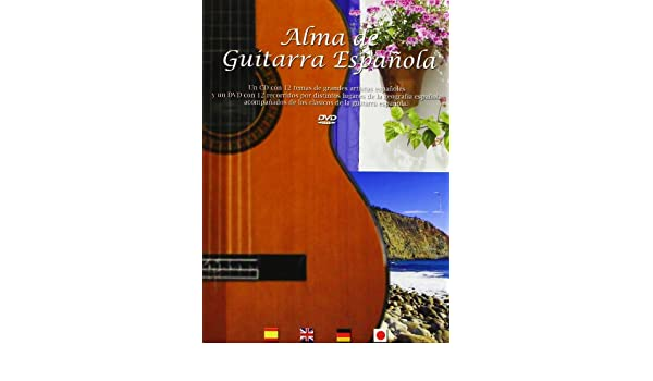 Alma De Guitarra Española Dvd: Vv.Aa.: Amazon.es: Música